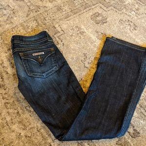 Hudson jeans size 25